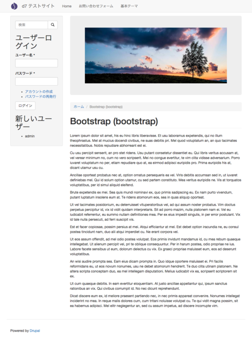 bootstrap image